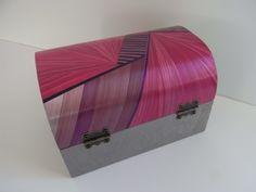 Création de boite en marqueterie de paille