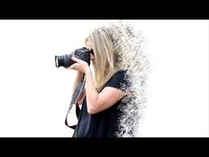 Tutorial Gimp 2.8 english - Disintegration and dispersion effect - how to create an effect that disintegrates the subject of your photo in small particles li...