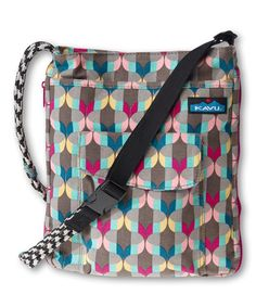 Lantern Stripe Sidewinder Crossbody Bag | Daily deals for moms, babies and kids