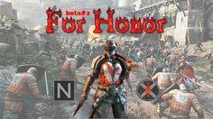 Beta FOR HONOR #2 - 2v2 4v4 JATKA!!! #neiragra