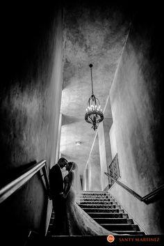 Bride and Groom | Wedding | Biltmore Hotel, Coral Gables, Florida
