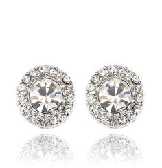 SAMANTHA WILLS - COME AWAY WITH ME EARRINGS - SILVER