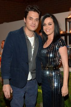 Pin for Later: It's Over: The Biggest Celebrity Breakups of 2014 John Mayer and Katy Perry