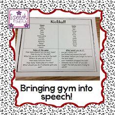Bringing gym into sp