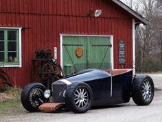 Caresto Jakob, Woody, V8 Speedster e T6 Roadster: o jeito sueco de fazer hot…