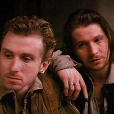 Rosencrantz and Guildenstern (or rather, Guildenstern and Rosencrantz)