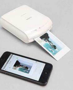 Picture This: Fujifilm INSTAX Instant Smartphone Printer ($199)