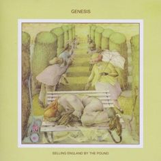 Amazon.co.jp: Genesis : Selling England By the Pound - 音楽