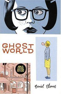 GHOST WORLD. Autor: Daniel Clowes / Unbeknownst to some, the film Ghost World was actually inspired by this epic graphic novel from Daniel Clowes. One of the few works that actually nails the complexities of being a teenager. Ghost World, Daniel Clowes, Books To Read, My Books, Bd Comics, Illustrations, Graphic Illustration, Book Title, Book Lists