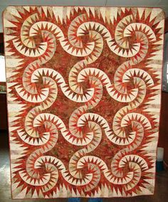 Sand Devils ~ Quiltworx.com, made by Gina Thorsen
