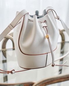 Puzzle Bag, Loewe Bag, Spanish Design, Napa Leather, Craft Bags, Perfect Wardrobe, Leather Working, Wardrobe Staples, Neiman Marcus