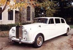 Elegant Journey Limousine   1956 Rolls Royce Limousine