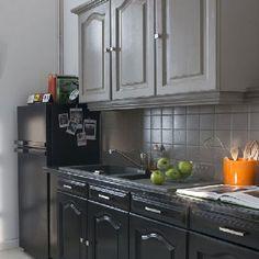 peinture meuble de cuisine : le top 5 des marques | shabby