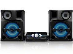SHAKE-6D : Mini Hi-Fi System : Hi-Fi System : Sony India