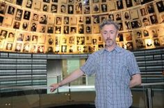 """Hollywood actor Alan Cumming toured Yad Vashem in Jerusalem, Israel on 30 May. Mr. Cumming expressed his thanks to Yad Vashem - which he called """"an amazing resource for the world"""" - for enlightening him on the important work it undertakes on a daily basis, and stated his belief that another epic Holocaust-related film like Schindler's List needs to be produced in order to keep Holocaust remembrance relevant to the next generations."""