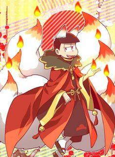 Osomatsu-san- Osomatsu #Anime「♡」Youkai Ver