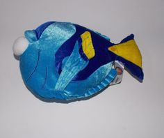 "Disneyland Finding Nemo Dory Fish Plush Doll Stuffed Toy Story 10"" Collectible #Disneyland"