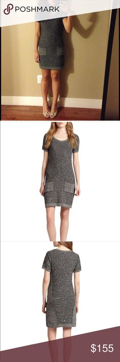 Rag & Bone Jackie Marled Sweater Dress Rag and Bone Jackie marled sweater dress in size XXS. Sold out everywhere. In perfect condition. Worn one time. Only selling because I gained some weight. Approx 23.5 in from natural waist. Perfect fall sweater dress! rag & bone Dresses Mini