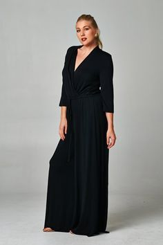 Sadie Jumpsuit in Black | Women's Clothes, Casual Dresses, Fashion Earrings & Accessories | Emma Stine Limited