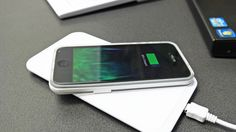 Slimo - Charge your iPhone5 - No cases No cables required!!! by MyGadgetRoom — Kickstarter