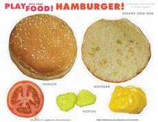 e5c27a4750d4b3698a1296aee26a5ad5  hamburger pizza printable worksheets - Kellys Kindergarten Homework