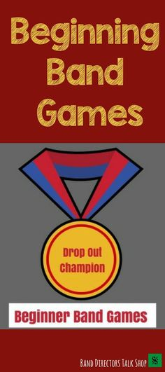 Teaching Band with Games - Drop Out Contests - Band Directors Talk Shop Music Lesson Plans, Music Lessons, Art Lessons, Music Theory Games, Music Games, Rhythm Games, Music Word Walls, Middle School Music, Band Director