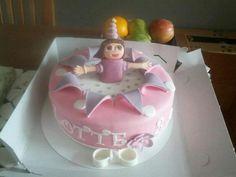 Dora verjaardagstaart