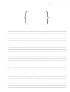 free bullet journal printable student timetable bullet