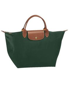 Oct 21: Small Forest Green Le Pliage | Longchamp  Also a prize to win on Oct.21st until 11:59 PST. on Keep.com it's $100.00 and you can also buy it on Keep.com