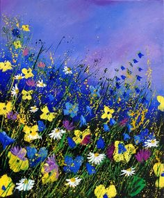 Wildflowers 56... Pol Ledent