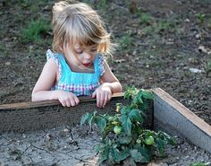 How Raising Children is Like Gardening