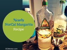Nearly NorCal Margarita Recipe - The Best of Life® Magazine