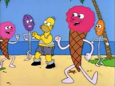 """""""Boy-Scoutz N the Hood"""" is the eighth episode of Season Bart discovers the perks of being a geek when he accidentally joins the Scouts. Homer also finds himself having to prove himself as a father figure for Bart when disaster strikes. Simpsons Quotes, Simpsons Cartoon, Simpsons Characters, Homer Simpson, O Simpson, Playlists, Los Simsons, Gifs, Cartoon Profile Pictures"""