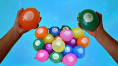 Learn colors Pop water Balloons for Kids Family Finger Song Nursery Rhymes Finger Song, Water Balloons, Learning Colors, Nursery Rhymes, Color Pop, Songs, Youtube, Kids, Young Children