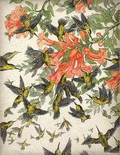 Your Daily Art: Yuko Shimizu is all a-flutter