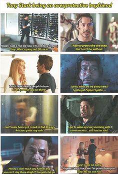 Tony Stark! <3