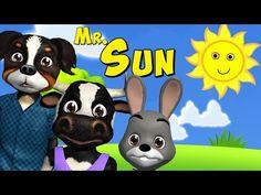 Mr Sun Mr Golden Sun Nursery Rhyme for Children | 3D Cartoon Nursery Songs for Babies - YouTube http://www.youtube.com/watch?v=NeQ_FxK64V4