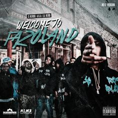 Cop the No DJ version of Lil Herb's 'Welcome To Fazoland' mixtape. Lil Herb aka G Herbo delivered his well-received debut mixtape Welcome To Fazoland on Febr. New Music, Good Music, Lil Herb, Dj Mixtape, Lil Bibby, G Herbo, Free Songs, Welcome, Album Covers