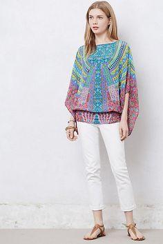 Marpesia Kimono Top #anthropologie