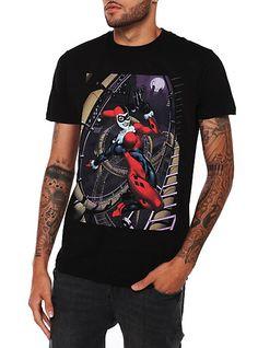 DC Comics Harley Quinn Romance T-Shirt | Hot Topic HARLEY QUIN
