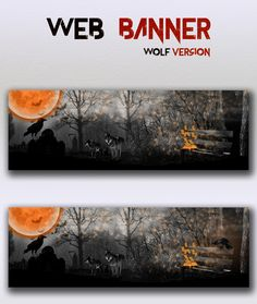 "Check out my @Behance project: ""Web Banner Halloween"" https://www.behance.net/gallery/44469753/Web-Banner-Halloween"