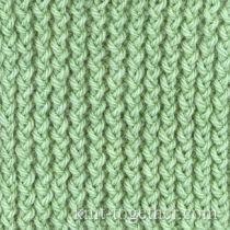 Knit Together   Rib Knit Patterns, Rib Stitches, Ribbed Knitting - This is corn rib