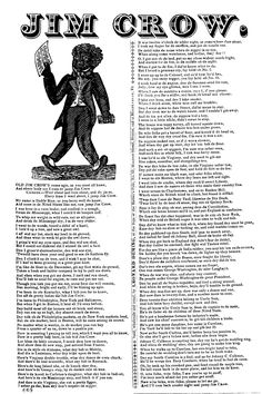 Jim Crow Laws List | 20th Century American Studies | Jim Crow Laws | Event view