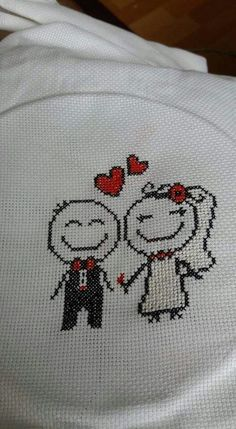 Best Cross stitch Wedding cross stitch images in 2019 Remember a loved ones big day with our range of wedding… Cross Stitch Heart, Cross Stitch Cards, Cross Stitch Borders, Cross Stitch Kits, Cross Stitch Designs, Cross Designs, Cat Cross Stitches, Cross Stitching, Cross Stitch Embroidery