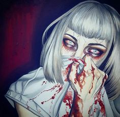 """Alice"" by Harumi Hironaka"