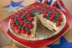 Vanilla Caramel Fudge 'N Berry Pie Recipe on Yummly