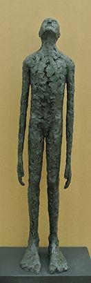 John O'Connor Solitude Bronze Statue