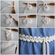 How to Make Stylish Crochet Belt | iCreativeIdeas.com Like Us on Facebook ==> https://www.facebook.com/icreativeideas