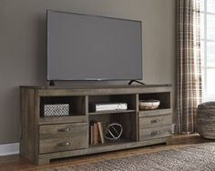 Price includes TV stand only.<br><br>All website purchases must be paid in full at time of purchase, with a valid credit card. This includes all website orders and phone orders that are based on website pricing. Website prices reflect our lowest possible discounted prices. Some items on website may not qualify for in-store financing specials. See store for details on available in-store pricing and financing specials.