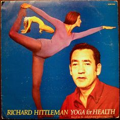 Richard Hittleman – Yoga for Health.